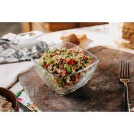 Quinoa amb kale