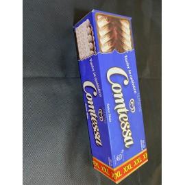 Gelat de vainilla amb cruixent capes de xocolata. Tamany XXL.