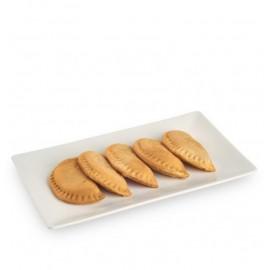 Mini crestes de tonyina, (bossa 330 grs)