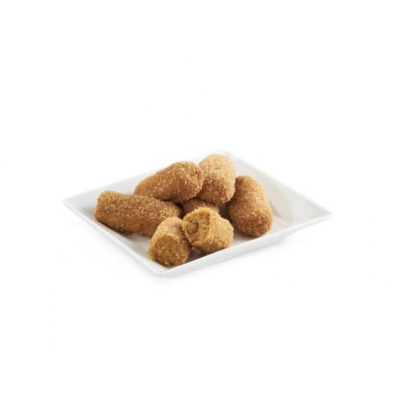 Mini croquetes de pollastre