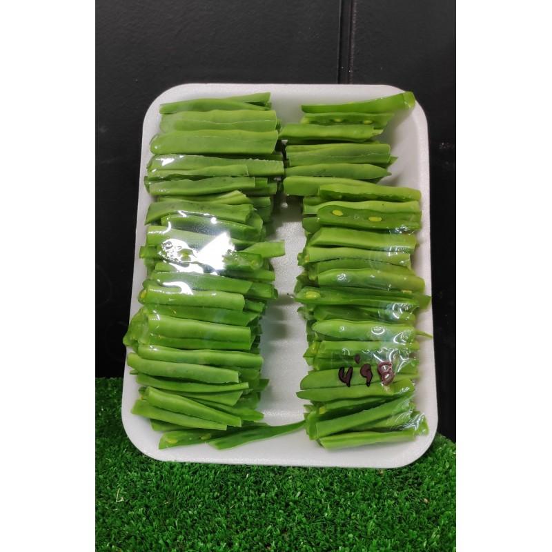 Montgeta verda tallada