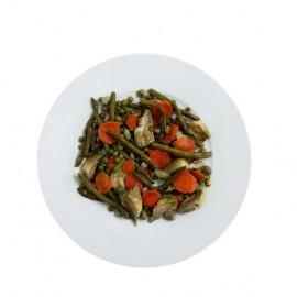 Menestre de verdures cuites