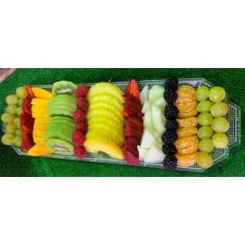 Safata de fruites tallada