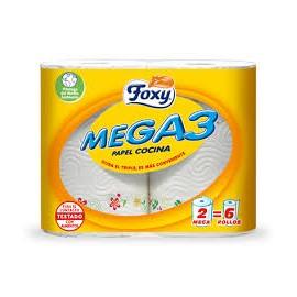 Foxy Mega 3 Cuina 2 Rotllos