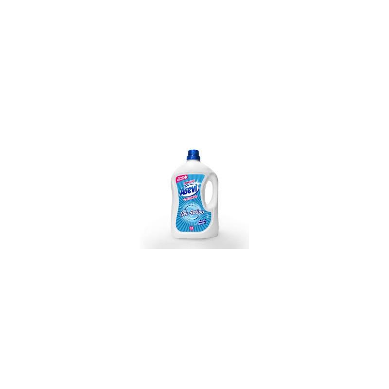 Detergent Asevi Gel Actiu 42 Rentats