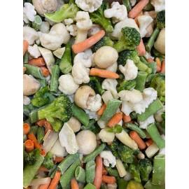 Minestres de verdures